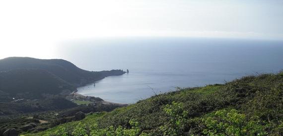 wie die Insel von Giglio ist