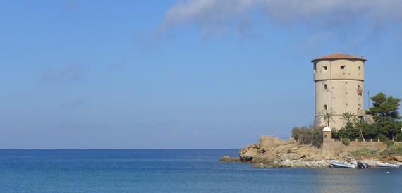 Insel Giglio fortbewegen