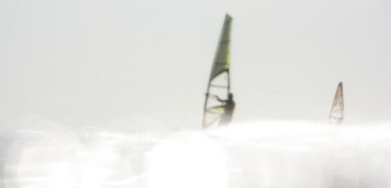Insel Giglio zum Windsurfen