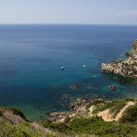 Insel Giglio meeresboden