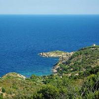 Insel Giglio die besten Strände für Kinder