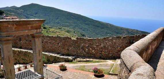 Wo sollte man auf der Insel Giglio hingehen