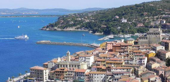 Porto Santo Stefano Insel Giglio