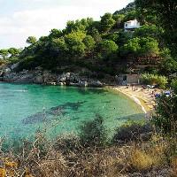 Der Strand der Caldane
