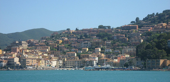 how to get from Rome to Porto Santo Stefano