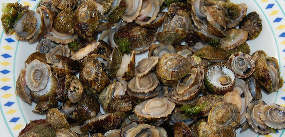 limpets recipe