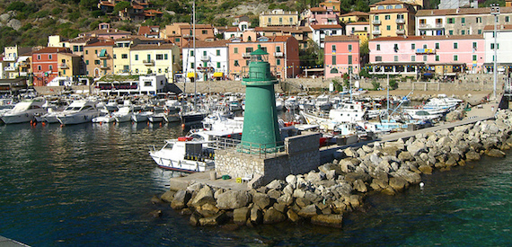 rent a car on Giglio Island