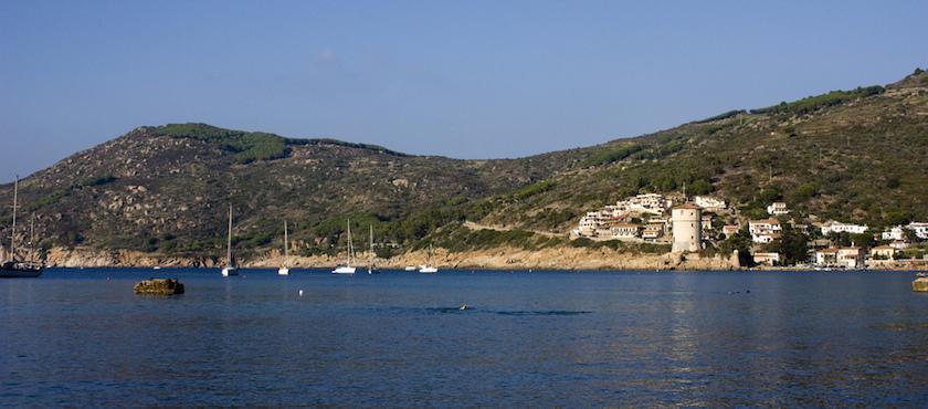 Giglio Island tours