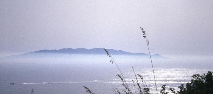 Giglio Island in November