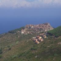 isola del Giglio Castello