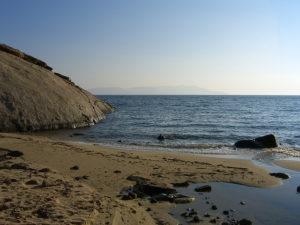 isola del Giglio spiagge di sabbia