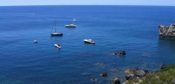 isola del Giglio escursioni in barca