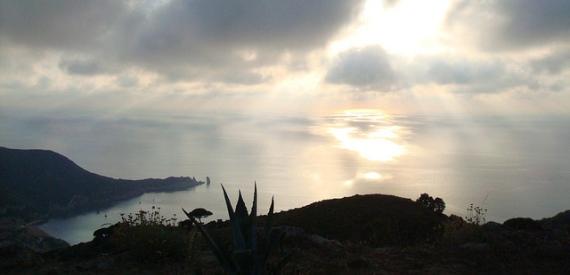 film girati all'isola del Giglio