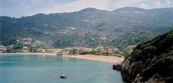 isola del Giglio: San Rocco 2015