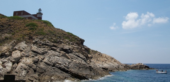 fari dell'isola del Giglio: Fenaio