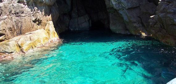 isola del Giglio temperatura acqua