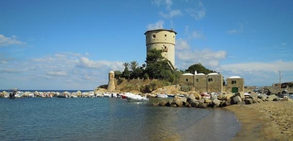 leggende dell'isola del Giglio: San Mamiliano dei Turchi