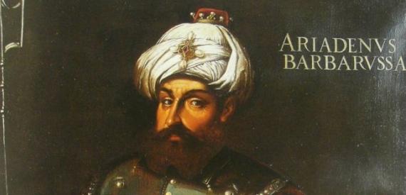 leggende dell'isola del Giglio: il pirata Barbarossa