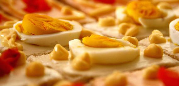 le ricette di Pasqua sull'isola del Giglio