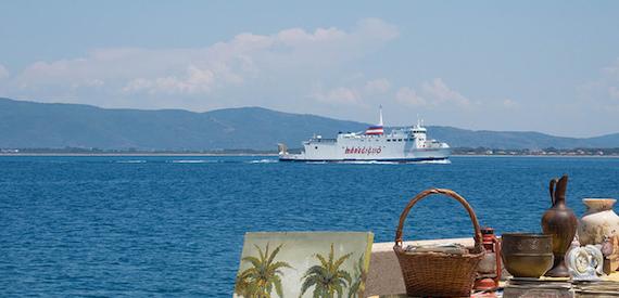 tassa di sbarco isola del Giglio
