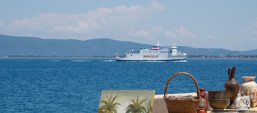 traghetti Giglio tariffe residenti