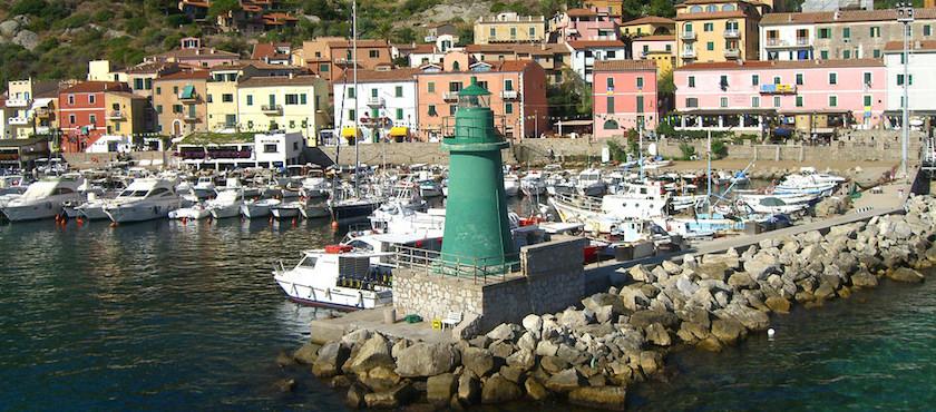 traghetti per l'isola del Giglio come risparmiare