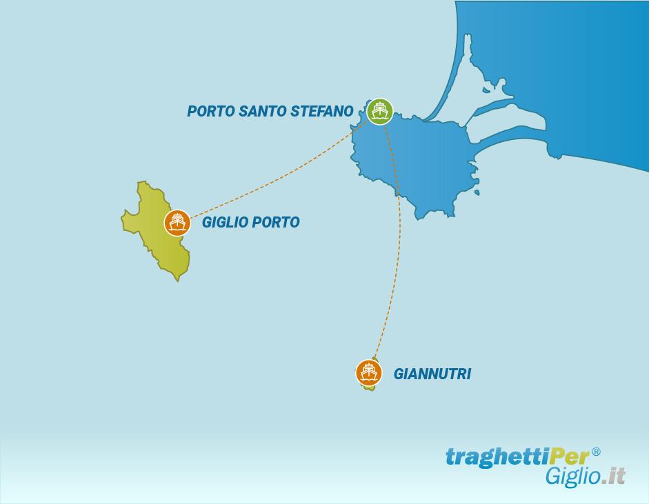 Porto di Porto Santo Stefano
