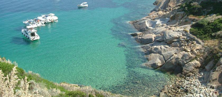 un'estate tranquilla al mare